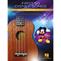 First 50 Disney Songs You Should Play on Ukulele book cover