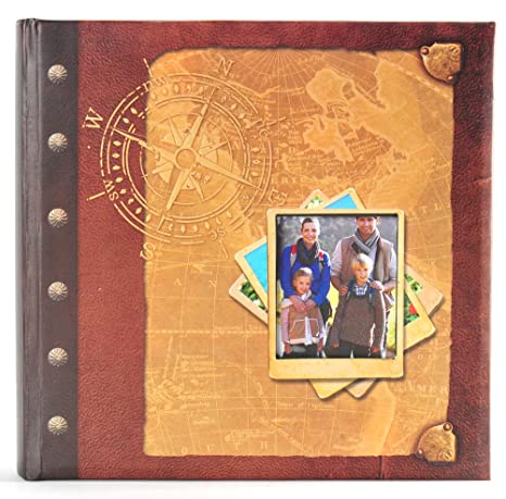 Amazoncom Pinnacle Frames And Accents Antique Map 160 Pocket