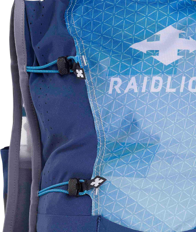 RaidLight Responsiv Vest 10-12L Laufweste grau