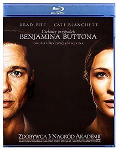 Benjamin Button [2Blu-Ray] (English audio)