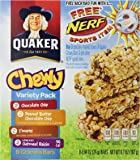 Quaker Chewy Variety Pack - 6.7 oz