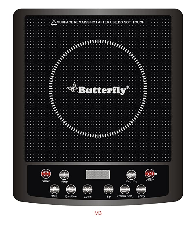 Butterfly Jet Electric Power Hob Induction Cook Stove Induction Cooktops at amazon