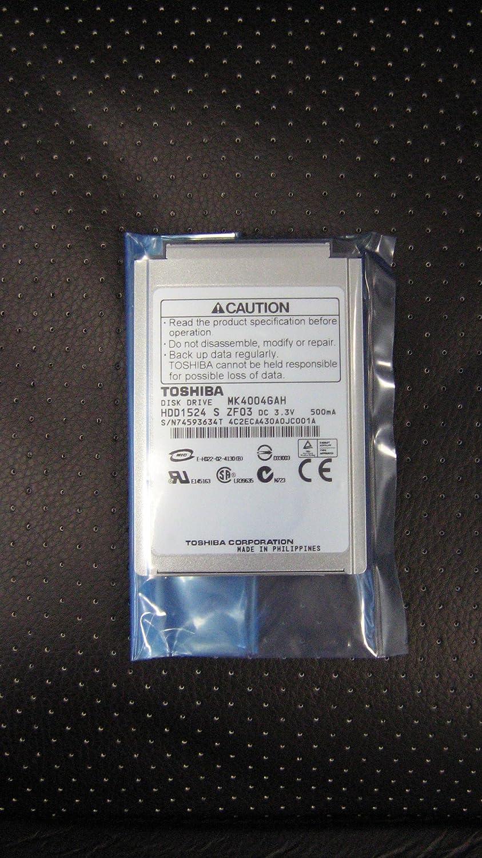 MK4004GAH Toshiba Hard Drive MK4004GAH