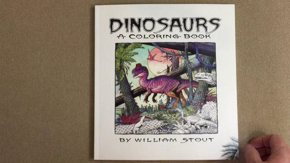 Amazon.com: Customer reviews: Dinosaurs: A Coloring Book