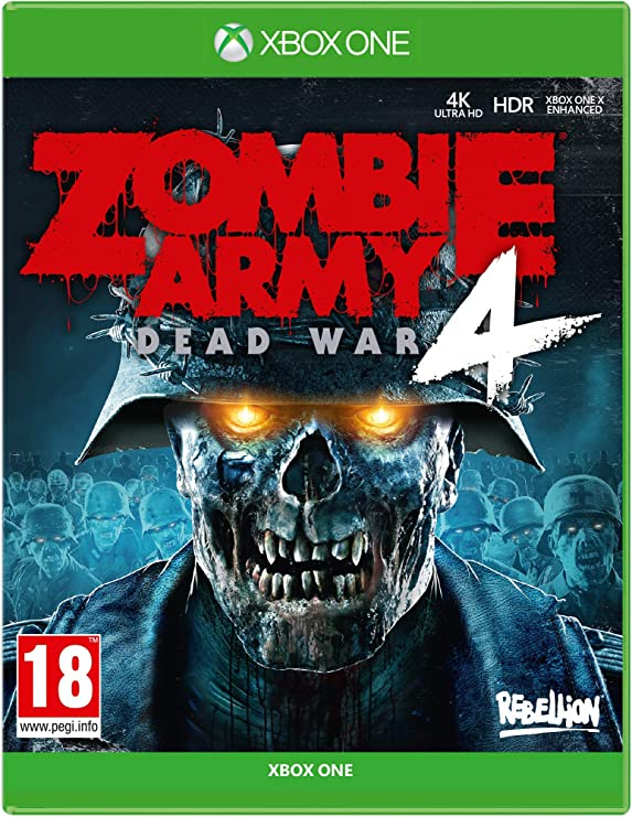 Zombie Army 4: Dead War - Xbox One [Importación italiana]: Amazon ...