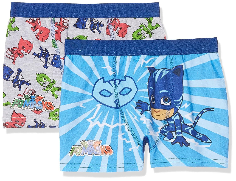 PJ Masks Boys 2 pieces boxers - blue