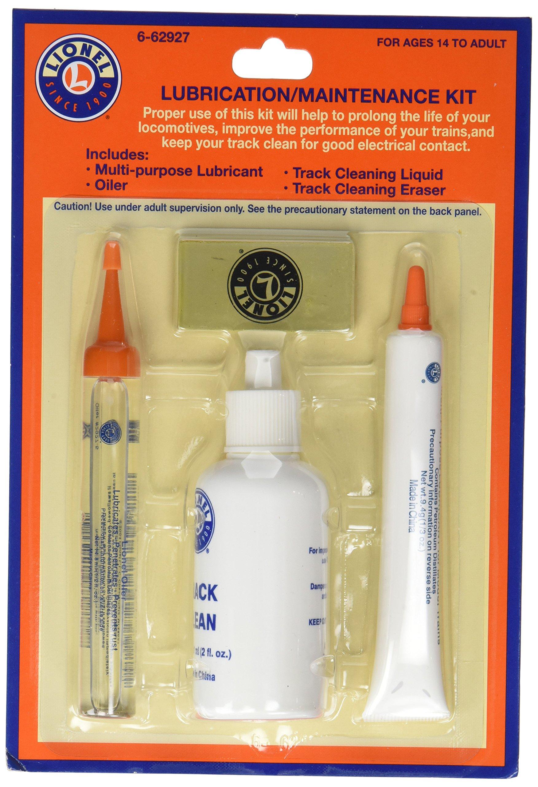 Lionel Model Train Accessories, Maintenance Kit