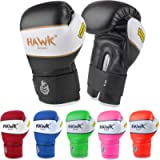 Hawk Sports Kids Boxing Gloves for Kids Children Youth Punching Bag Kickboxing Muay Thai Mitts MMA Training Sparring…