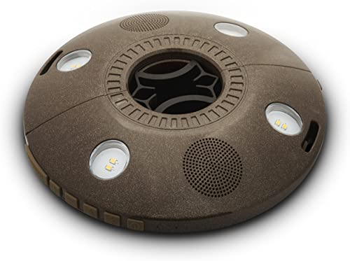 ION Audio Patio Mate Umbrella Light and Bluetooth Stereo Speaker