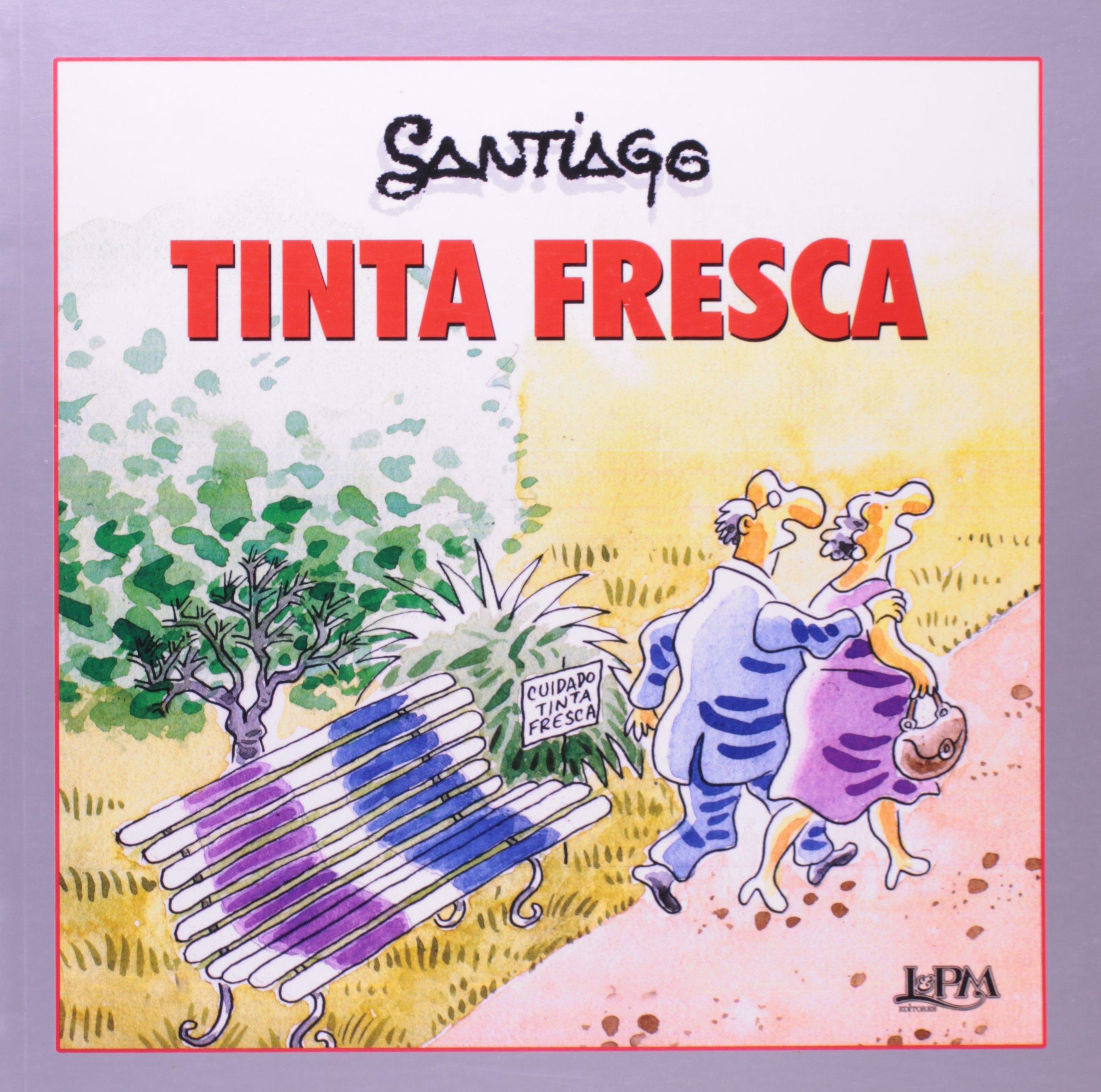 Download Tinta Fresca (Em Portuguese do Brasil) ebook
