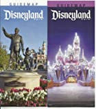 Disneyland Park Set of 6 Map and Tour Guides