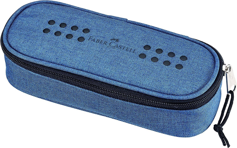 Faber-Castell Grip - Estuche (60 mm, 210 mm): Amazon.es: Oficina y papelería
