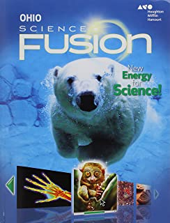 Holt McDougal Science Fusion Ohio: Student Edition Worktext