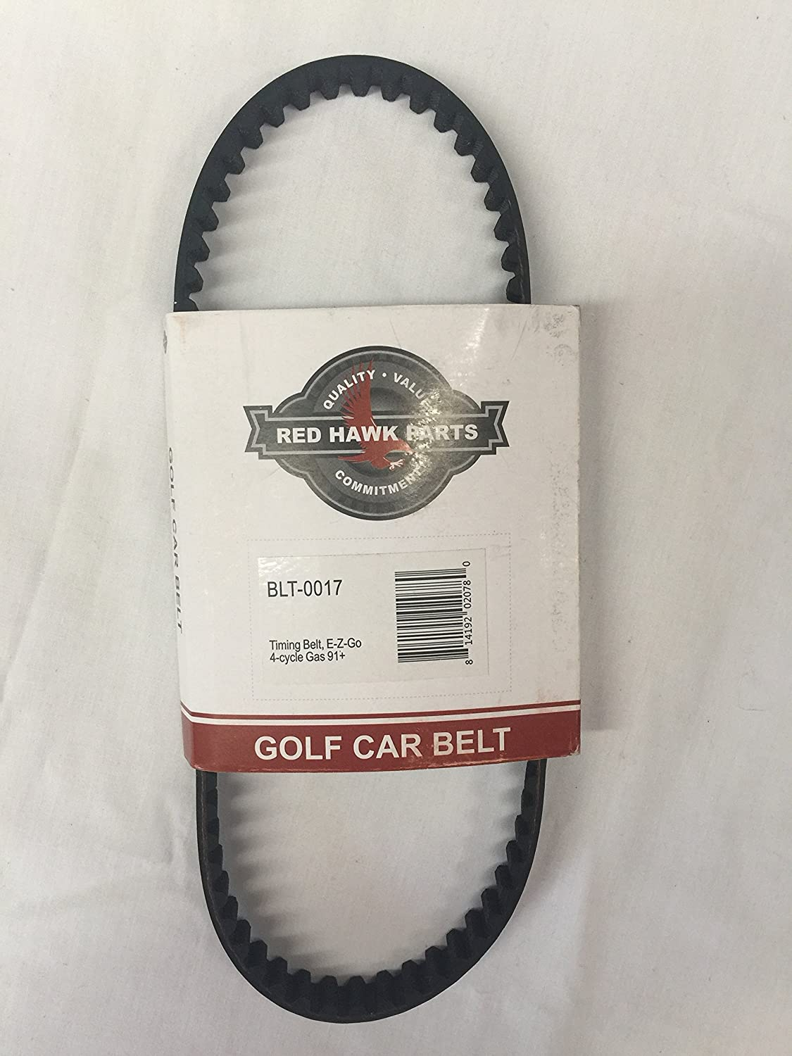GZDwestcoastre Supplies for New Replacement Belt 770XL050 Timing Belt Cog Belt Replaces Raymarine Part D041