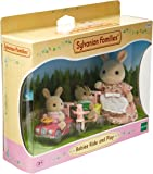 Sylvanian Families Babies Ride and Play,Ready to Play