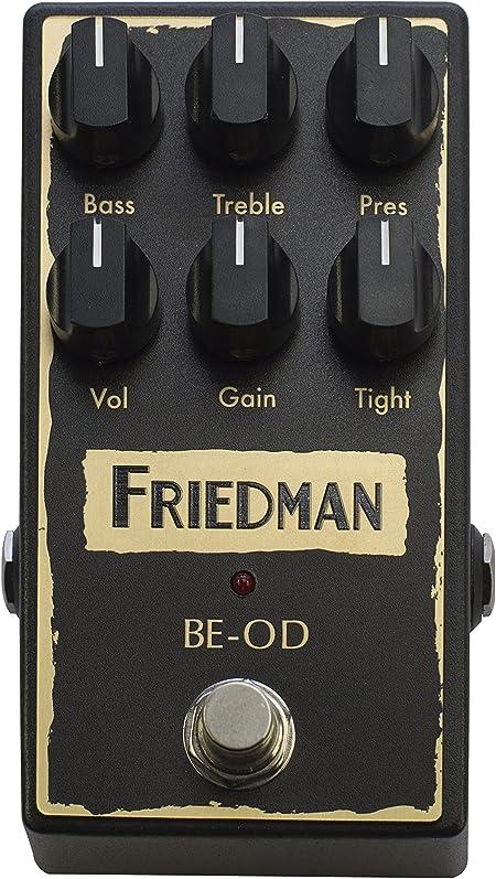 Friedman Amplification BE-OD Overdrive