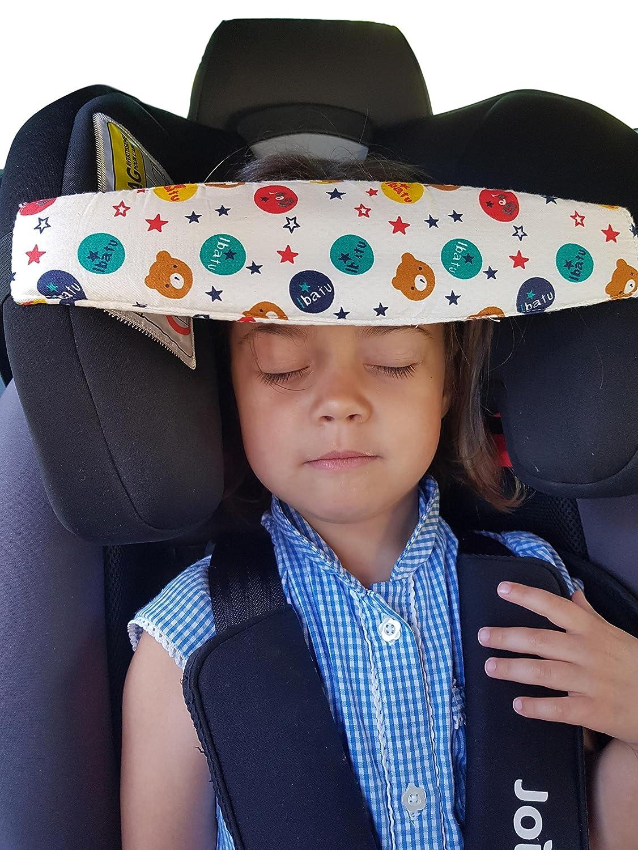 bambini auto accessori seggiolino reggitesta supporto testa ferma machina