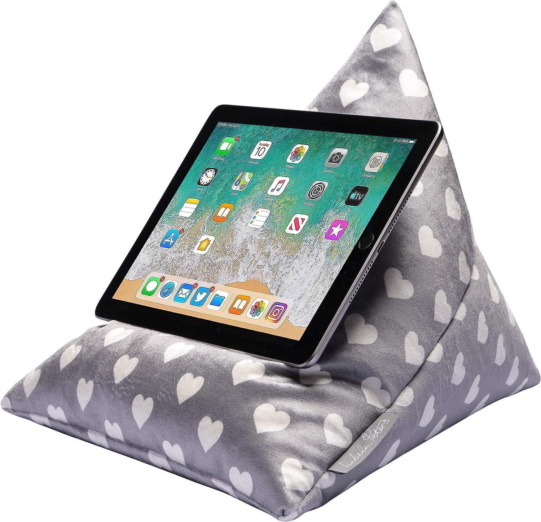 Shimmer Velvet Izabela Peters Luxurious Bean Bag Cushion Tablet ...