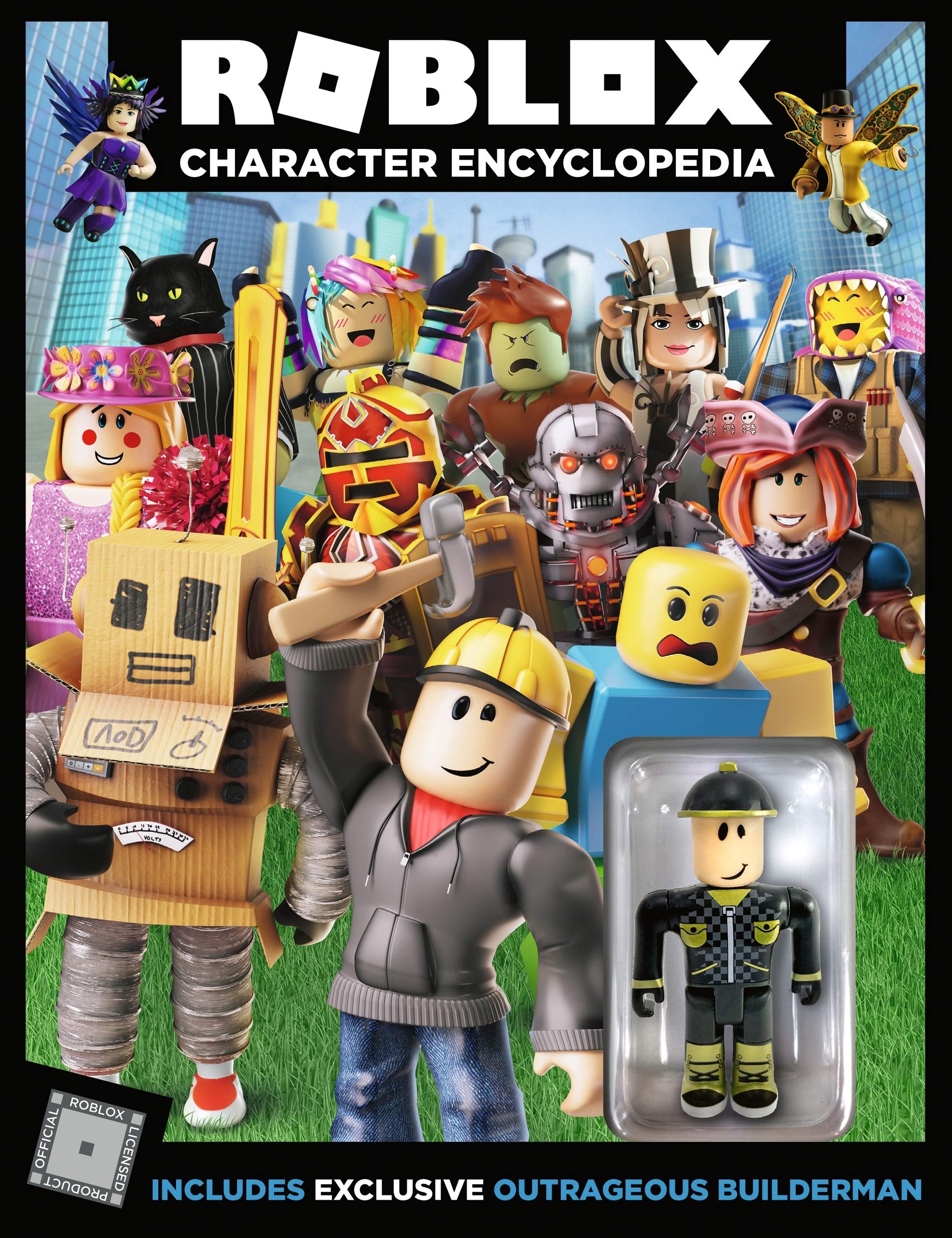 Roblox Character Encyclopedia: Amazon co uk: Egmont