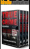 True Crime Stories: 3 True Crime Books Collection (True Crime Novels Anthology) (English Edition)