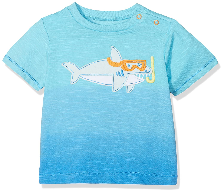 Hatley Baby Boys Mini Short Sleeve Graphic Tee T-Shirt
