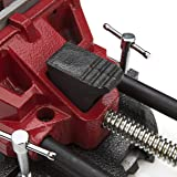 SPEEDJAW 92748 6-Inch Low-Profile Bench Vise