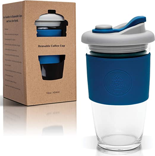 Durable Portable Stainless Steel Mug Travel Tumbler Coffee Cup with Lid