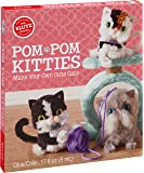 KLUTZ Pom-Pom Kitties Toy