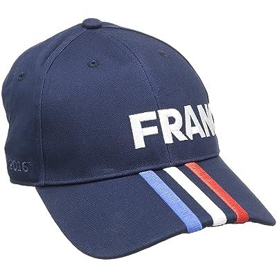 adidas 3-stripes France Casquette Homme Bleu
