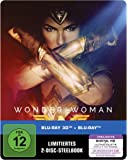 Wonder Woman Steelbook (exklusiv bei Amazon.de) [3D Blu-ray] [Limited Edition]