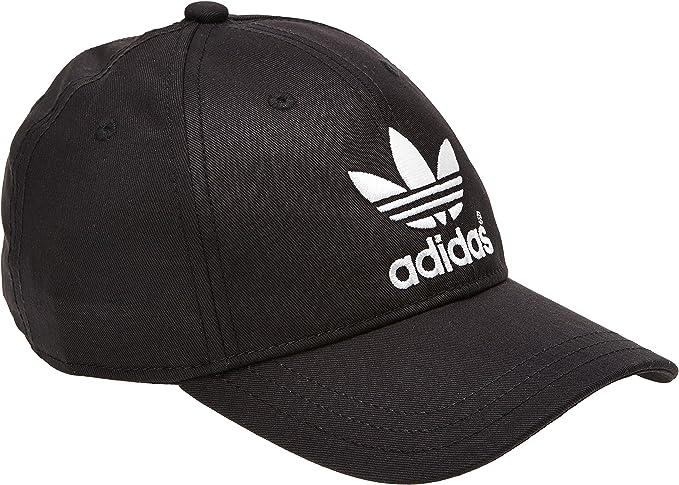 adidas Cap Gorra, Unisex, Negro/Blanco, OSFW: Amazon.es: Zapatos y ...