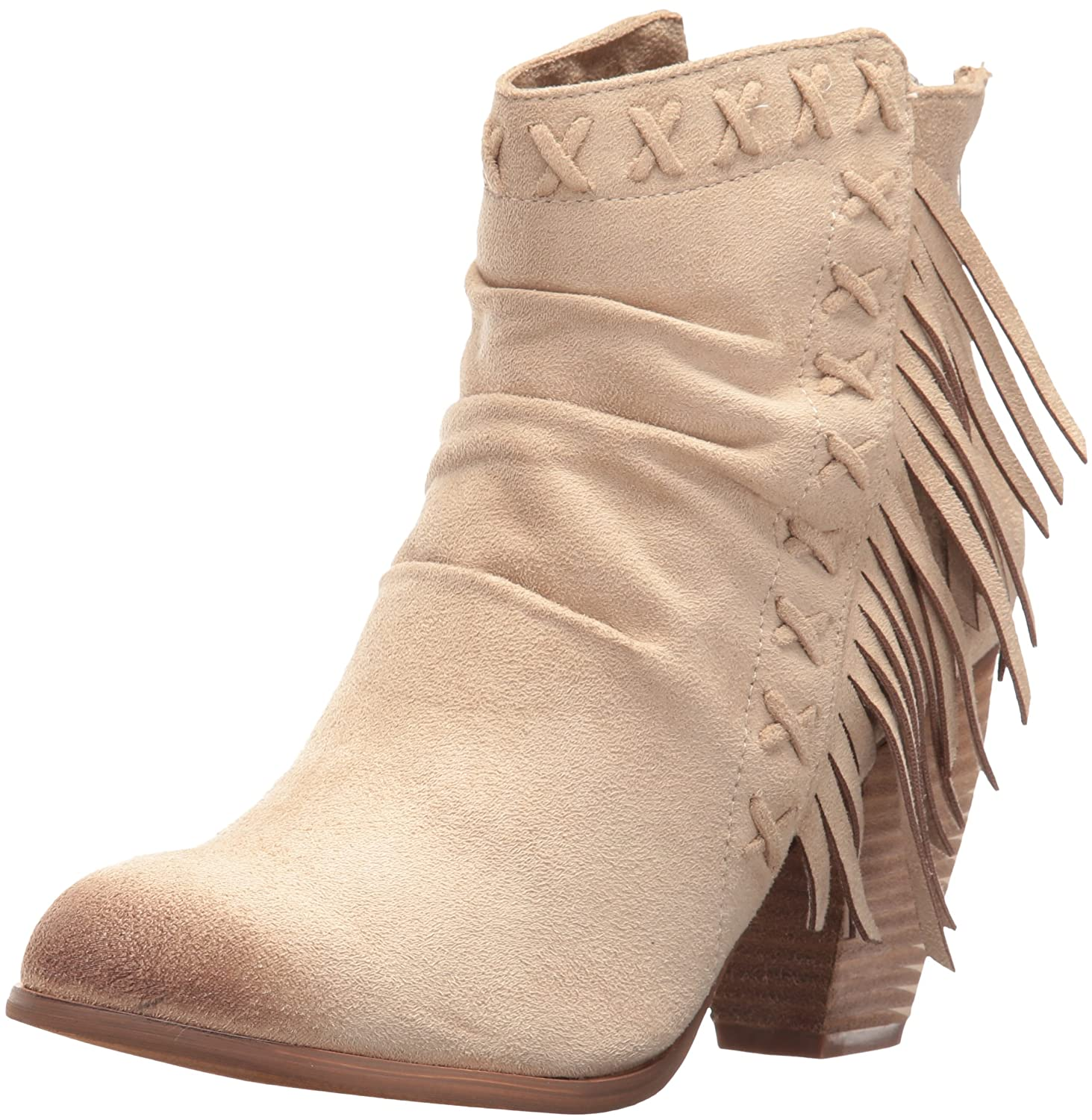 Not Rated Women's Angie Boot B01GKW0RX6 10 B(M) US Cream