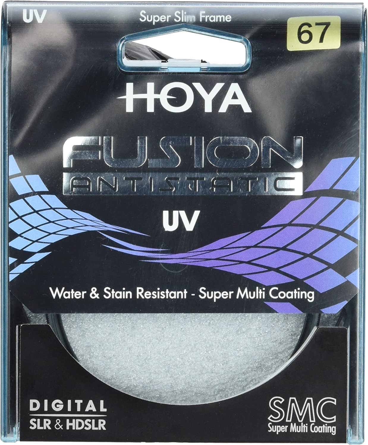 Hoya 49 mm Fusion Antistatic UV Filter