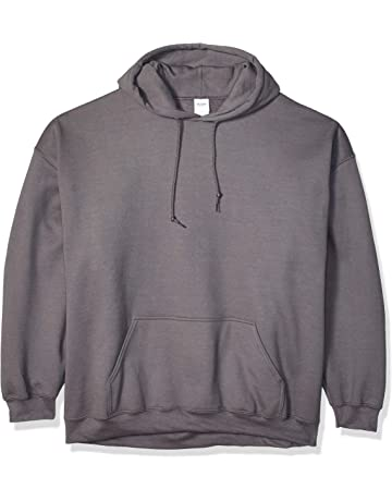 341e14169d24 Gildan Men s Heavy Blend Fleece Hooded Sweatshirt G18500