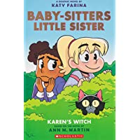 Baby-Sitters Little Sister Graphic Novel # 1: Karen's Witch