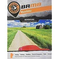 Manitoba Backroad Mapbook: 2nd Edition