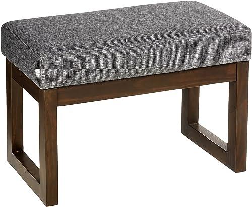 Red Hook Leda Rectangular Upholstered Ottoman Bench - the best ottoman chair for the money