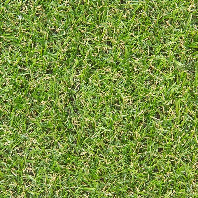 Rasenteppich Kunstrasen Premium grün 400x290 cm