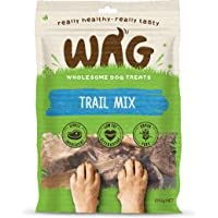 WAG Trail Mix, Grain Free Hypoallergenic Natural Australian Made Dog Treat Chew, Perfect for All Sizes & Breeds