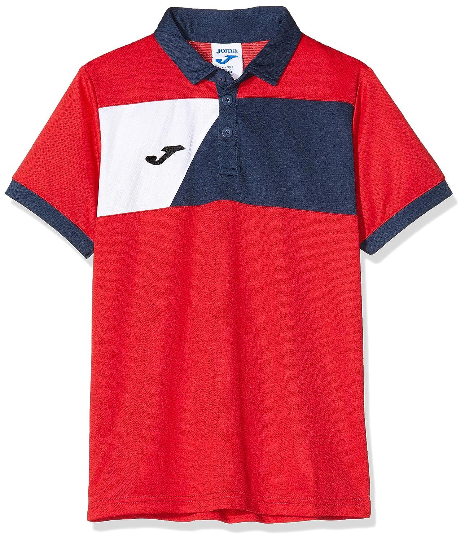 Joma Polo Crew II, Color Rojo/Azul Marino: Amazon.es: Deportes y ...