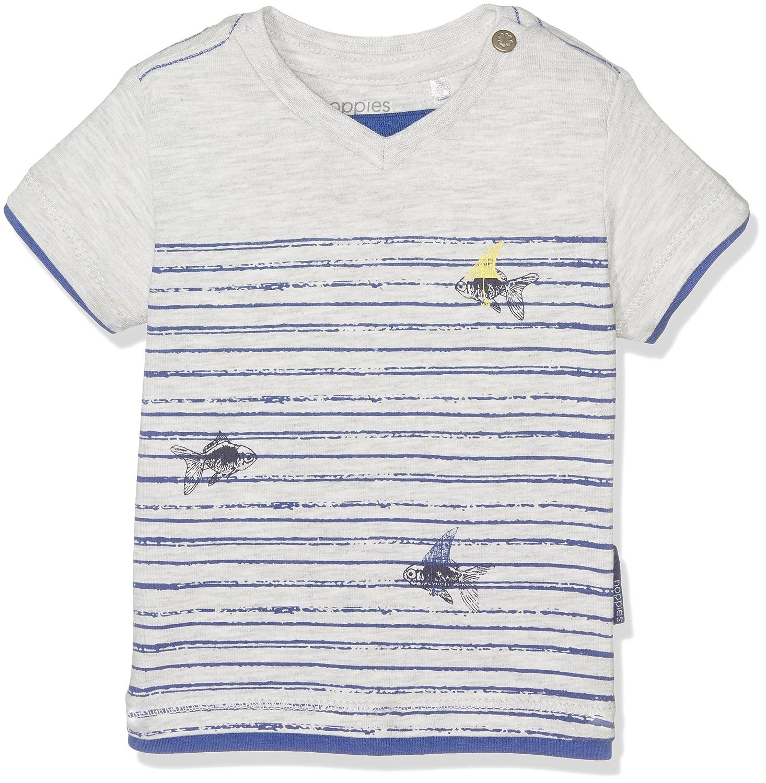 Noppies Baby-Jungen Hemd B Tee Ss Funes 74332