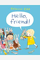 Hello Friend! Kindle Edition