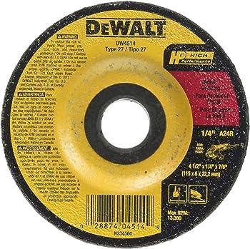 Dewalt General Purpose Metal Grinding Wheel