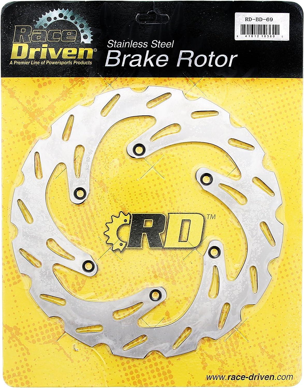 Brake Rotor /& Brake Pads fits Yamaha WR250F 2003-2013 Front /& Rear RipTide Brakes