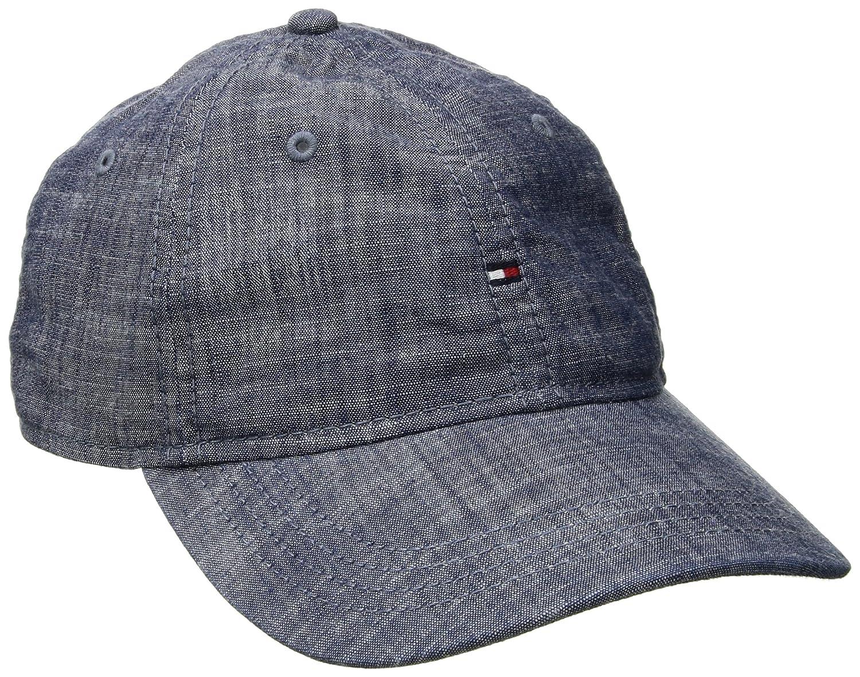 84d1870fc6 Tommy Hilfiger Men s Mini Flag Baseball Dad Cap