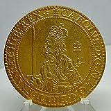 イギリス ユナイト金貨 チャールズ1世 1643年 レプリカ