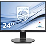 Philips Brilliance LCD monitor with PowerSensor 240B7QPTEB/00 computer monitor - computer monitors (1920 x 1200 pixels, LED, IPS, 1920 x 1200 (WUXGA), 1000:1, 20000000:1)