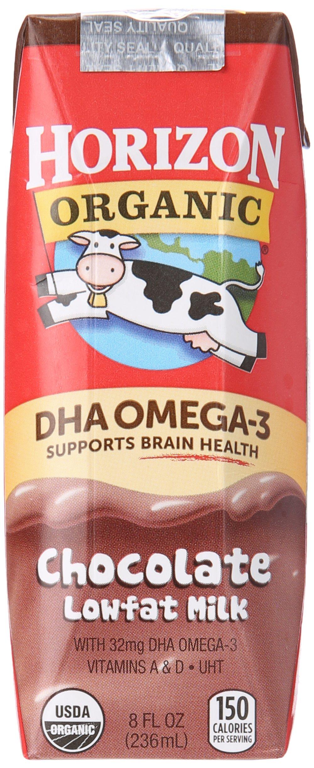 HORIZON Milk 1 Percent Chocolate, 48 oz
