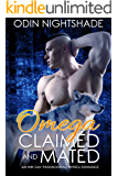 Omega Claimed and Mated: An MM Gay Paranormal Mpreg Romance