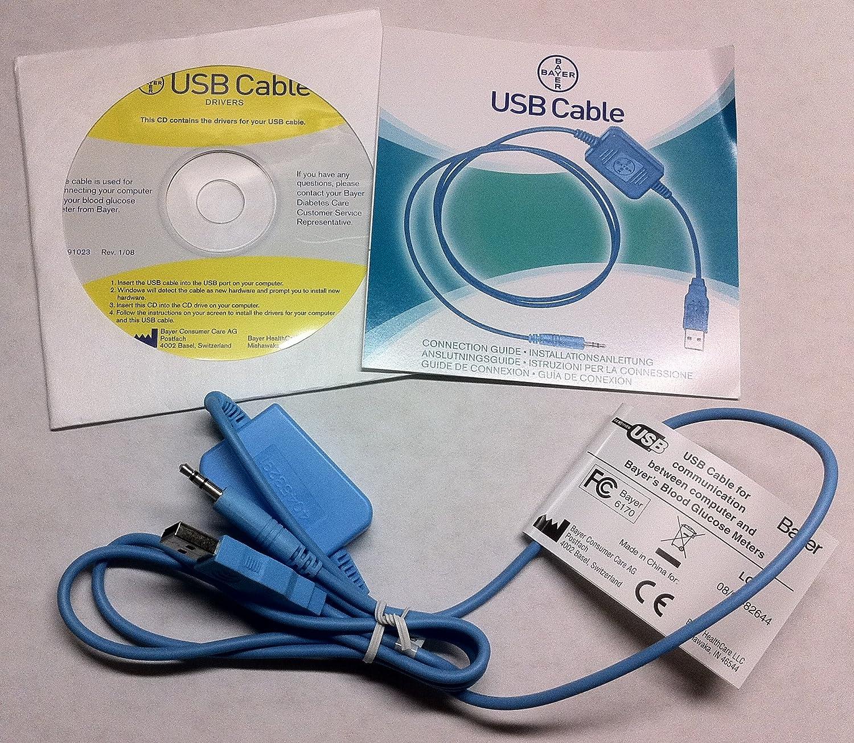 Bayer USB Cable: Amazon.co.uk: Electronics